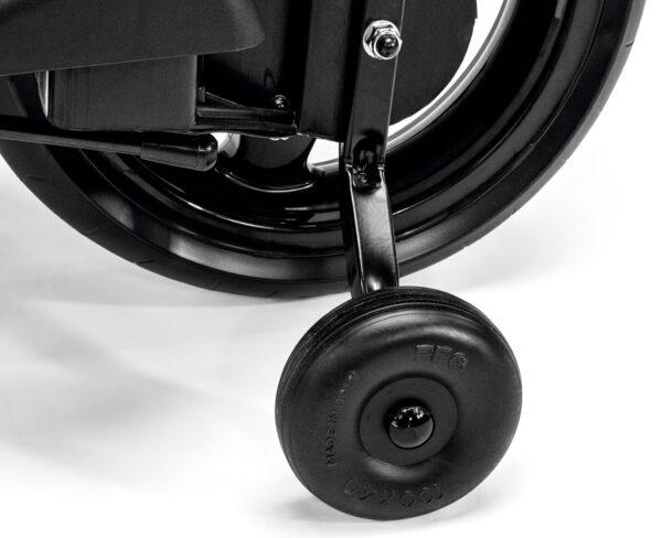 dettaglio ruote stabilizzatrici